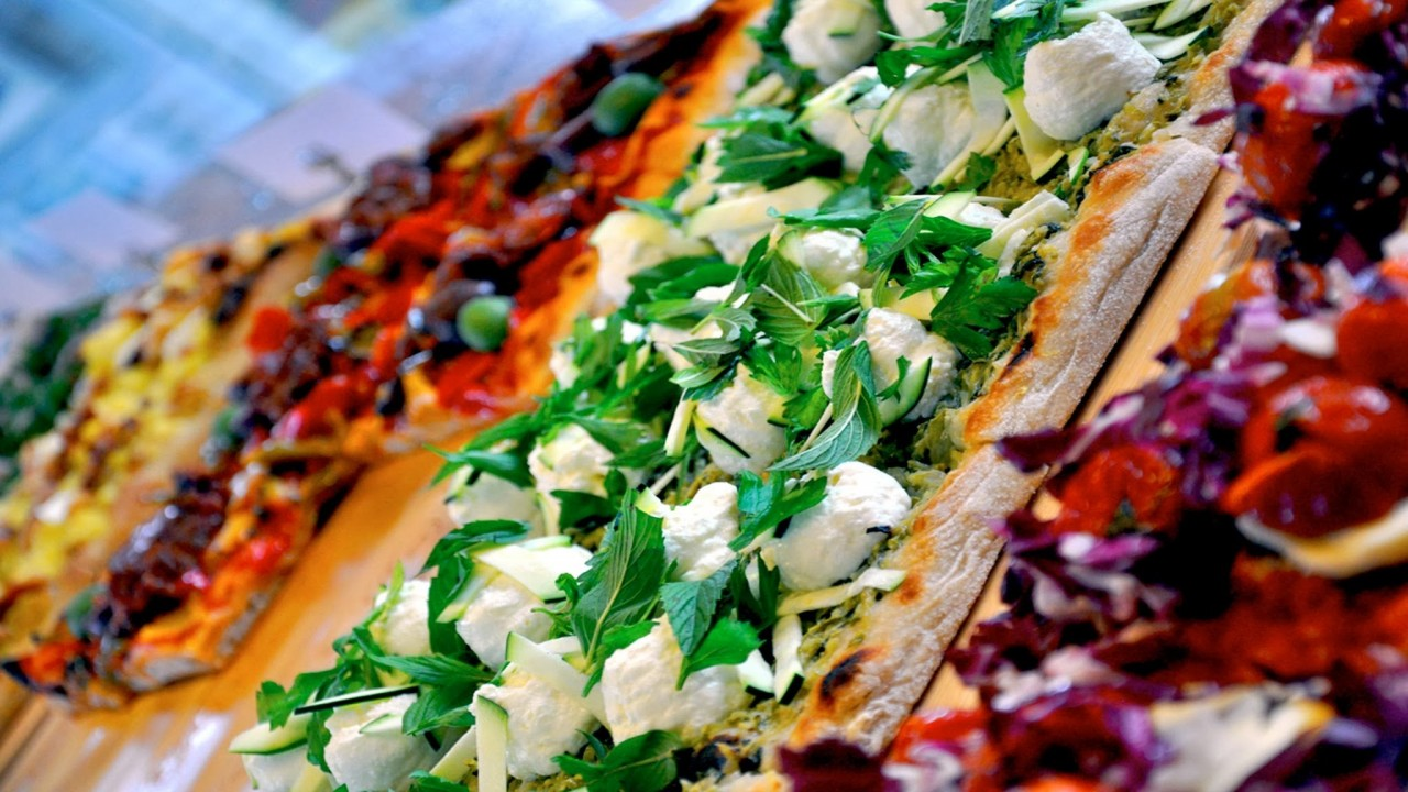 Punti ristoro e aree ricreative parco natura viva for Arredamenti pizzerie al taglio