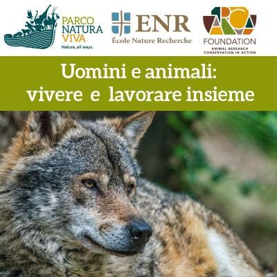 Corso ENR - Uomini e animali: vivere e lavorare insieme
