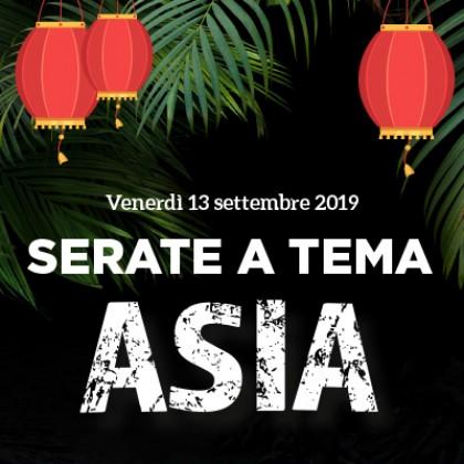 Venerdì 13 - Serata a tema: ASIA