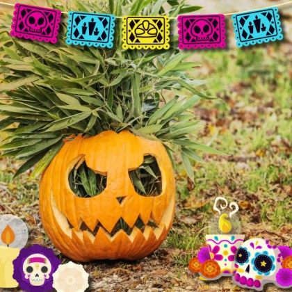 Halloween messicano