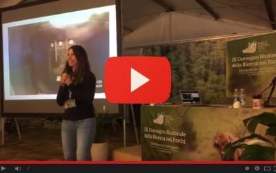 LIVE Prima giornata   IX Convegno Nazionale della Ricerca nei Parchi