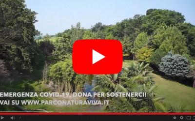 Covid-19 Cesare Avesani Zaborra - Gli animali del Parco Natura Viva hanno bisogno di voi