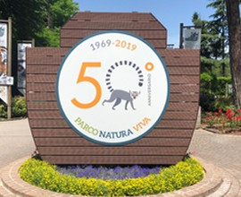 50 anni di evoluzione per il Parco Natura Viva