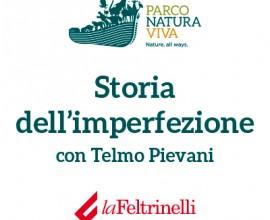 Incontra Telmo Pievani, autore di Imperfezione