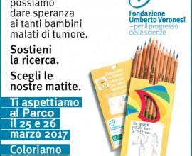 Sabato: Fondazione Veronesi al Parco